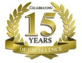 15 Years Excellence